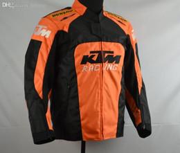 Descuento m seguridad Venta al por mayor-ktm caliente motocicleta off-road chaquetas / carreras de chaquetas a prueba de viento / ciclismo chaquetas / chaquetas de equitación / motocicleta ropa Ropa de seguridad