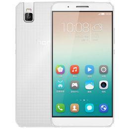 Wholesale Huawei Honor7i ATH AL00 DHL Freeshipping G RAM G ROM MP dual SIM INCH p GFDD LTE TD LTE Official Standard