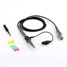 Wholesale 1Set New Arrival High Quality P6100 Oscilloscope Probe DC MHz DC MHz Scope Clip Probe For Tektronix HP
