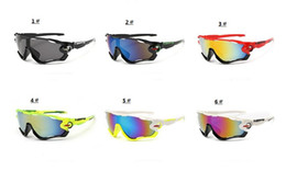 OULAIOU Fashion sports Polarized brand Sunglasses UV400 Coating Explosion-proof driving cycling riding glasses Motorcycle Mountain Bicycle