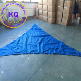 Wholesale x3 x5 M Patio Shade Sails Combination UV HDPE Shade Net with ropes as sun shade canopy