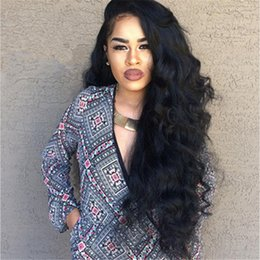 Brazilian 9A Body Wave Wig With Baby Hair Best Human Hair Glueless Body Wavy Full Lace Human Hair Wigs For Black Women