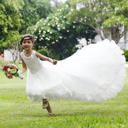 Wholesale girls wedding dresses buy from china wedding flower girl dresses top online shopping sites buy from china online