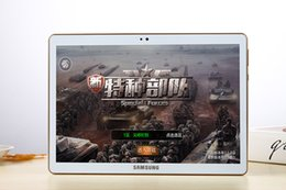 Wholesale 2016 New DHL inch G Lte Tablet PC Octa Core GB GB Android IPS GPS MP WCDMA G Tablet PC inch