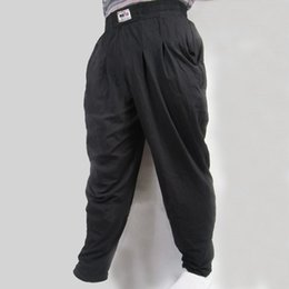 Wholesale Men s Baggy Pants For Bodybuilding Loose Comfortable Workout Trouser Lycra Cotton High Elastic Designed For Fitness Gymwear