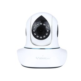 VStarcam C7838WIP HD Indoor IP Camera PnP Audio Recording Memory Storage 64G tf card CCTV Camera Wireless ip Camera 720P