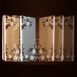 Elegant Design Cell Phone Cases Luxury Series Rhinestone Phone Covers with Flowers for Xiaomi 5 4S 3 27