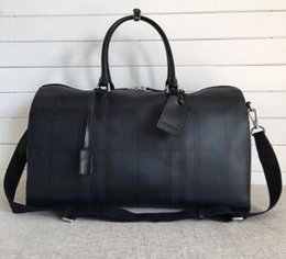 Wholesale B Brand Travel Bag Famous Brand Travel Bags Keepalll High Quality Real Leather Travel Bag Men Bag Duffle Bag genuine leather