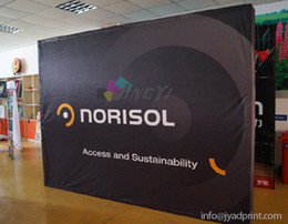 Wholesale Custom printing service Teardrop Flags Spandex Table Covers PVC Vinyl Banners with