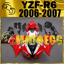 Wholesale Five Gifts Motoegg Aftermarket Injection Mold Fairings Kit For Yamaha YZF R6 YZF R6 Motorcycle Fairing Body Kit