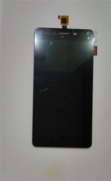 Wholesale Original Black For WIKO Pulp Fab G LCD display and Touch Screen Assembly Repair Parts