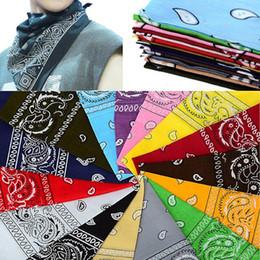 Wholesale High Quality Paisley design stylish magic ride magic anti UV bandana headband scarf hip hop multifunctional bandana Outdoor Head scarf