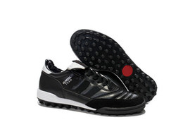 Wholesale New Classical Colors Top Quality TF Football Boots Men s Copa Mundial Team Soccer Shoes Size
