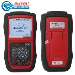 Wholesale Original Autel AutoLink AL539b OBDII and Electrical Test Tool with AVO Meter advanced AL539 Car Scan Tool