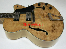 custom shop Jazz guitar hollow body jazz Electric Guitar From China HOT OEM Guitar Free shipping