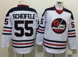 Wholesale 2016 Heritage Classic Winnipeg Jets Jersey Hockey Mark Scheifele Dustin Byfuglien Tyler Myers Winter Classic White Best Stitched