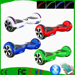 hoverboard bluetooth 2 wheels bluetoooth Scooter Bluetooth Balance Electric hoverboard Scooter Smart HoverBoard Unicycle Two Wheels Scooter