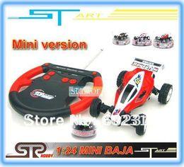 Wholesale Remote Controll rc Car New Rc toys mini baja car Radio car Mini Rc Baja Toy Gift for Children
