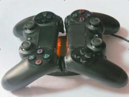 Descuento xbox dual Soporte de carga del cargador dual doble muelle de la estación para Playstation 4 PS4 Controlador Otros accesorios Otros accesorios barato