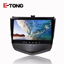 Wholesale Android Quad Core Car DVD player Radio GPS quot din For Honda Accord with Audio Capacitance Touch Screen G WIFI
