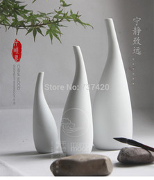 Wholesale S size Fashion vases porcelain pot mm home decor white vases designed by ASA ceramics contracted vase
