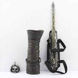 NECA Assassins Creed 4 Four Black Flag Pirate Hidden Blade Edward Kenway Sharp Dresser Cosplay Toy Retail