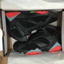 Wholesale hot sale retro VII Barcelona Nights mens Basketball Shoes s sport shoe with shoes box