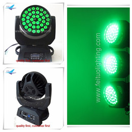 feituo lighting stage effects equipment 36pcs 10watt led moving head rgbw wash light