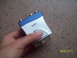 Euro bouchon terminal SCART de soudure à composante YPbPr / YCbCr S-Vidéo / Métal plaqué or / TV vidéo Câble adaptateur convertisseur à partir de terminal vidéo fabricateur