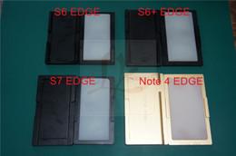 Universal OCA align & laminating mould for S6 EDGE S6+ EDGE S7 EDGE NOTE4 EDGE for OCA laminating machines