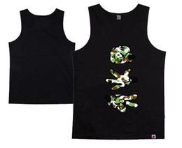 Fashion Men's Booger Kids Tanks Cheap Price Sleeveless Garment Vests Top quality Men undershirt hip hop free shipping
