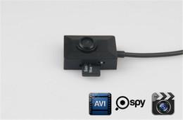 Descuento línea de hd HD 1280x960P super mini espía ocultos botón de la cámara Mini del botón DVR 7 días 24 horas con 2 metros de la línea de seguridad de la videocámara