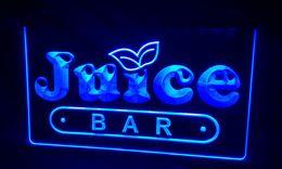 LS191-b Juice Bar Cafe Restaurant Neon Light Sign