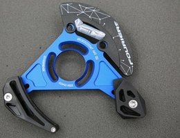 Wholesale FOURIERS downhill bike guide eco chain guide MTB bike bicycle chain guide Chain Drop Catcher bike part bicycle chain protector
