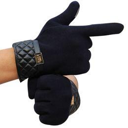 Promotion offres sportives Meilleur écran New Deal Mode Hommes tactile Mitaines Sport d'hiver en plein air gants chauds 1pair cadeau