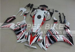 Wholesale New Fitment Guarantee motorcycle ABS Fairing Kit Fit HONDA CBR1000RR CBR Bodywork Red black white Cool