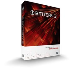 Native Instruments Battery   V3.0 software source