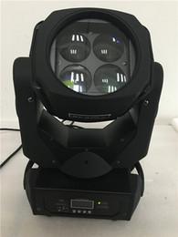 8pcs / lot conduit rgbw 4x25w super-faisceau mouvant têtes scène d'éclairage à partir de rgbw conduit faisceau mobile de la tête fabricateur
