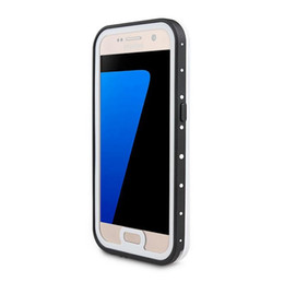 Wholesale Redpepper Waterproof Case For iphone Samsung galaxy S7 s6 edge Note Shock proof air post with tracking