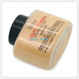 Wholesale Factory Directly Hot Sell Brand Ben Nye LUXURY POWDER POUDER de LUXE Banana Loose powder oz g DHL