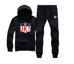 Wholesale Nuevas sudaderas para hombre de la manera del diseño ropa de deportes causal masculina sudadera de la prendas de vestir exteriores de la prendas de vestir exteriores del deporte del hombre Unkut