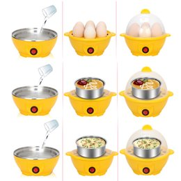 Wholesale Automatic Power off Multifunctional Mini Steamed Egg Boiled Cooker Device