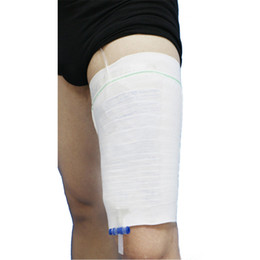 Wholesale Incontinence Sleeve Urine Catheter Bag Leg Holder For Supporting Attached