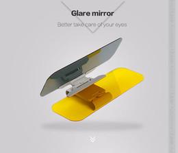 Wholesale HD Car Sun Visor Goggles For Driver Day Night Anti dazzle Mirror Sun Visors Clear View Dazzling Goggles Interior Accessories