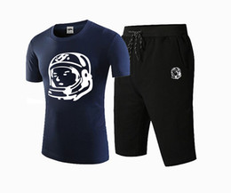 s-5xl free shipping new 225 Fashion hip hop Men Women New Camouflage BBC T shirt +pants Print