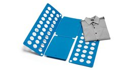 Free Shipping Clothes folder for Adult(Size L) Shirt Folding Board Flip Fold Shirt Folder Flip Fold Board Quick Press