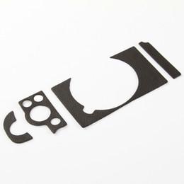 Compra Online A7s sony-Caso de cuero de la cámara de la piel etiqueta de la decoración de la etiqueta de la cubierta para Sony A7 A7R A7S Cuerpo