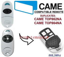 CAME TOP862NA,TOP864NA Garage Door Remote Control Replacement
