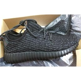 Wholesale New Luxury Released Y boost pirate black Best Quality Authentic Y Boost black pirates With Shoes Box women Size