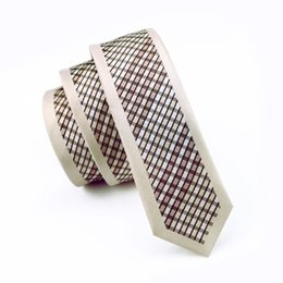 New Arrival Men's Ties 5cm Narrow Korean Version Of Skinny Slim Tie Casual Fashion Married Narrow Necktie E-212